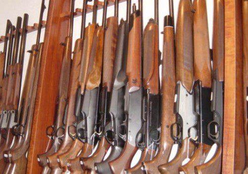 compraventa de armas entre particulares