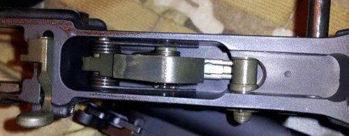 Mecanismo de disparo AR15
