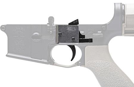 Instalar casette GATILLO en un AR15