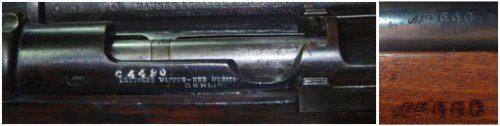Mauser Español M. 1893