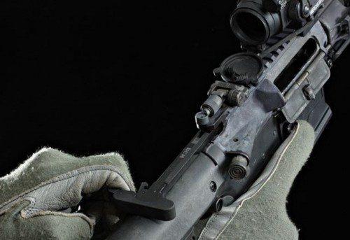 Palanca de montaje táctica AR15