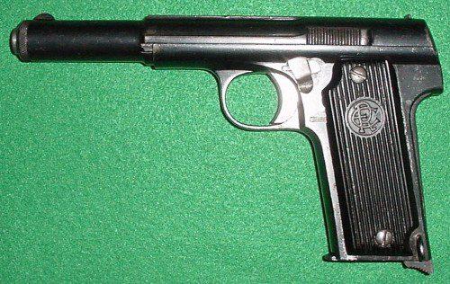 Pistola Astra 400 R. E