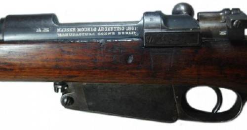 Mauser Modelo Argentino 1891