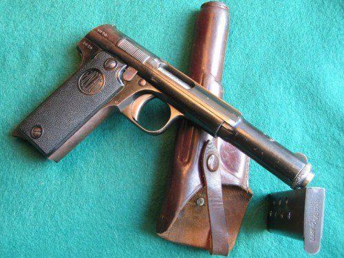 Pistola Ascaso