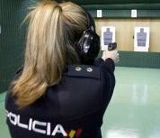 Siluetas y dianas de entrenamiento policial