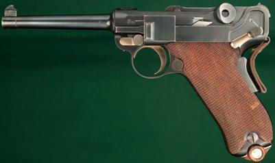 Luger P-00 (1900)