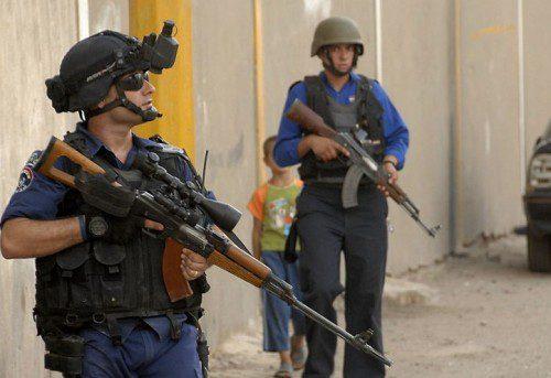 fusil  francotiradoTabuk (Irak)