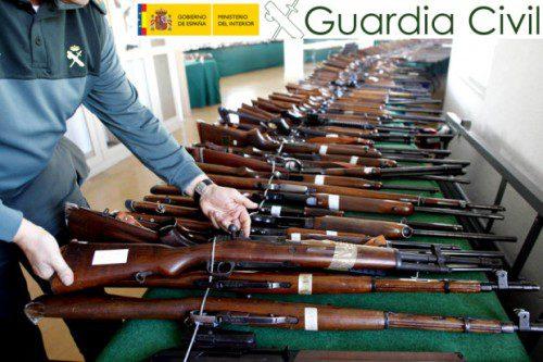 subastas de armas octubre 2015