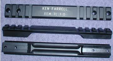 Base extendida del fabricante estadounidense Ken Farrel.