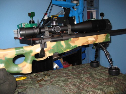 Como optimizar tu rifle Remington 700 Police