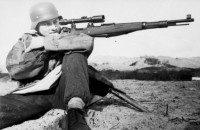 francotirador alemán segunda guerra mundial