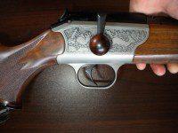 Restaurar culata rifle Blaser r93