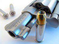munición punta hueca revolver