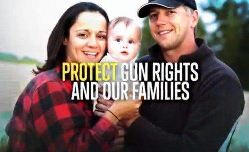 Aumenta el numero de armas de fuego en los hogares estadounidenses