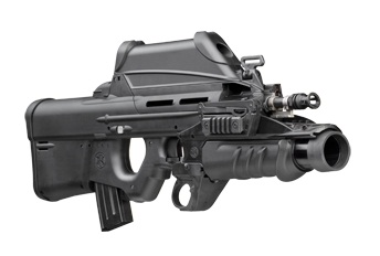 Fusil bullpup FN F2000