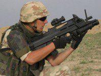FN F2000 un fusil bullpup sin competencia