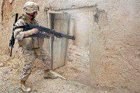escopeta táctica us army afganistan