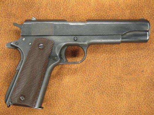 Pistola Colt 1911-A1