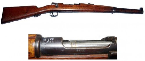 Carabina Mauser M.1895