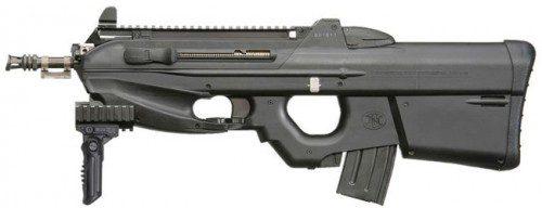 Versión táctica del FN F2000