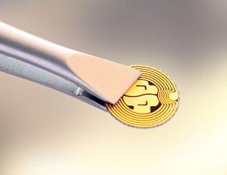 chip radio frecuencia armas inteligentes