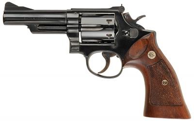 "Smith&Wesson Modelo 19 de 4"""