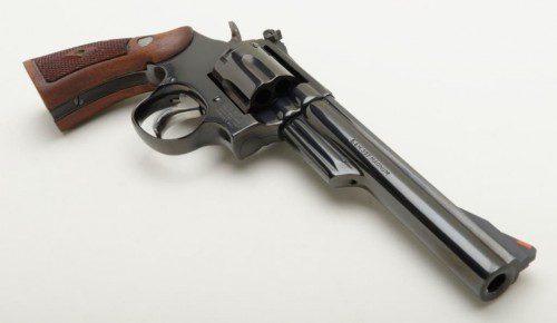 "Smith&Wesson Modelo 19 de 6"""