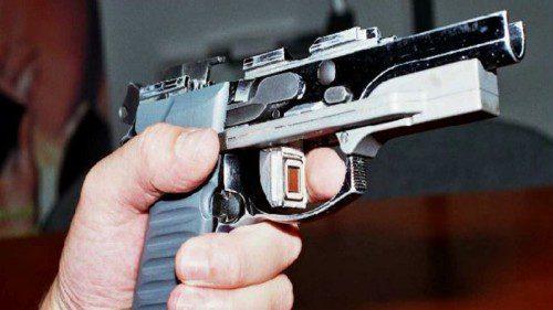 sistema de detección huellas dactilares armas inteligentes