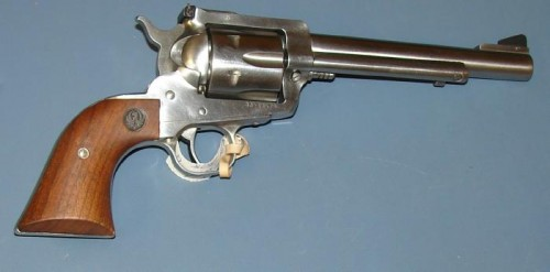 Ruger modelo Blackhawk .357 Magnum