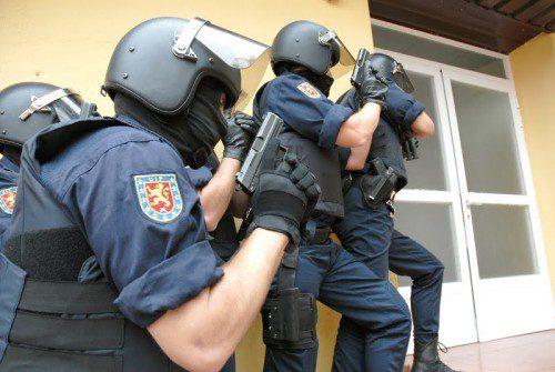 armas inteligentes unidad intervención policial