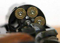 munición tambor revolver