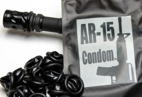 Condones para tu AR15