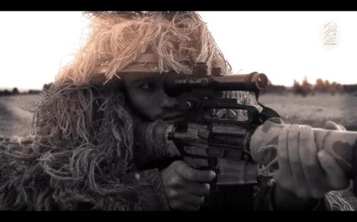 Colt M16 ISIS
