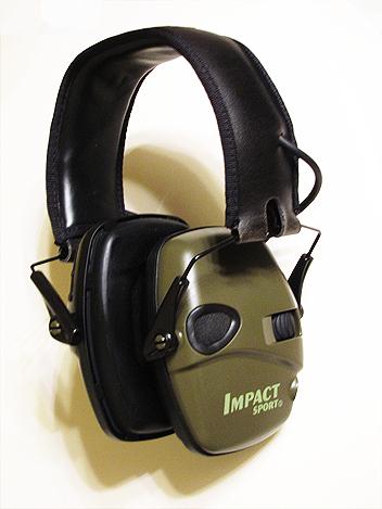 Analizamos los cascos electrónicos Impact Sport de Howard Leight