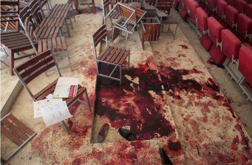 masacre terrorista