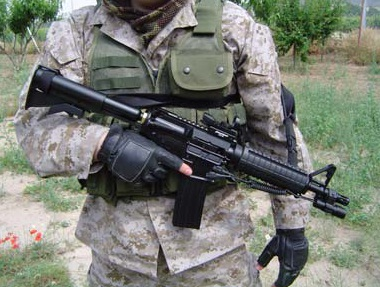 fusil m4 Real Action Maker