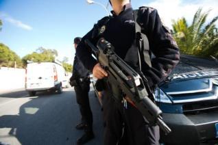 hk policia nacional Alicante