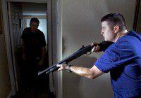 defensa del hogar escopeta