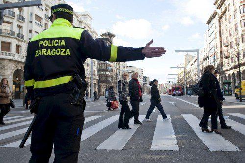 POLICIA LOCAL ZARAGOZA
