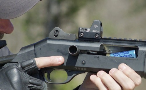 escopeta defensa
