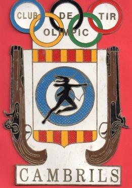 LOGO Club de tir olímpic Cambrils