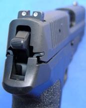 alza mira pistola sig sauer sp2022