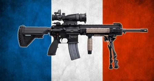El HK416 será el próximo fusil del ejército frances