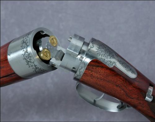 El arma de caza más bonita del mundo