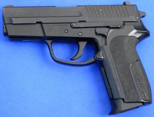 S.P. 2340: modelo inicial aparecido en 1998