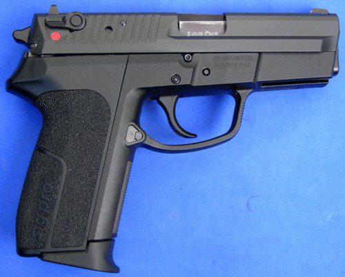 Pistola Sig Sauer S.P. 2009