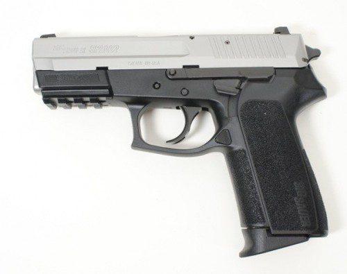 pistola sig sauer sp2022 duotone