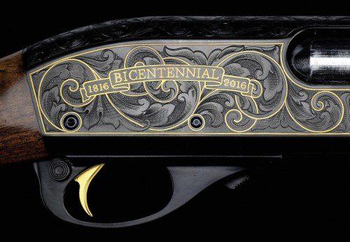 """Remington anuncia la subasta su """"Edición especial bicentenario"""" escopeta remington 870"""