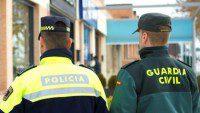 agentes policia local y guardia civil