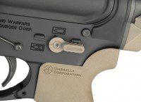 selector seguro fusil Ar15